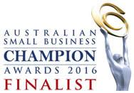 Small Business Champion Awards Noosa Van Lines