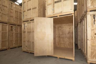 Timber Storage Module