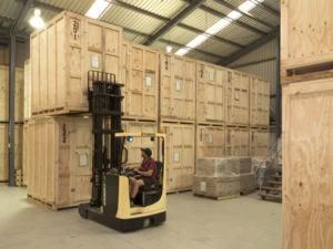 Timber Shipping Modules